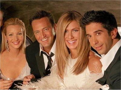 Jennifer Aniston participaría en una reunión de Friends