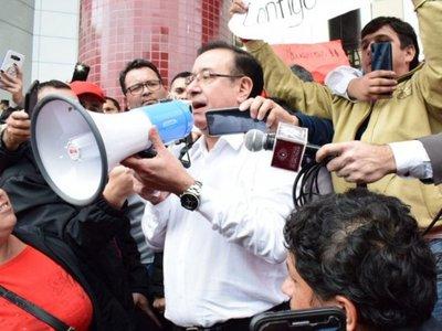 Reasignan a fiscal en otro caso contra Miguel Cuevas