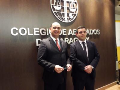 Colegio de Abogados del Paraguay apuesta a la independencia real y efectiva de la justicia