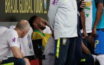 Confederación Brasileña de Fútbol confirma que Neymar esta fuera de la Copa América
