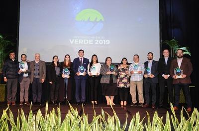 Reconocimiento Verde 2019: Destacan a empresas con los mejores proyectos