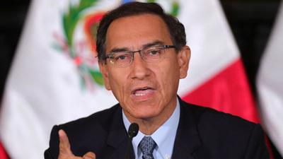 Congreso peruano otorga la confianza a Vizcarra, pero no garantiza la reforma política