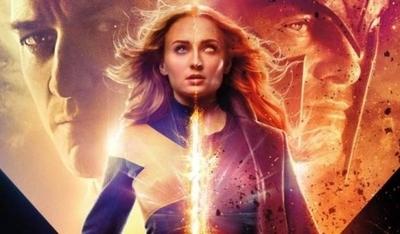 """HOY / """"Dark Phoenix"""", una película de los X-Men más tenue, oscura y emocional"""