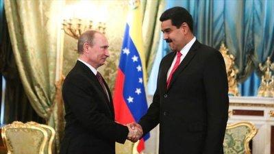 Putin: «No creamos bases militares en Venezuela, ni enviamos tropas»