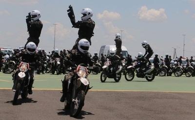 Agentes Lince darán instrucciones de manejo para motociclistas