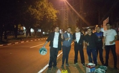 MJU hermosea avenida Bicentenario de La Blanca
