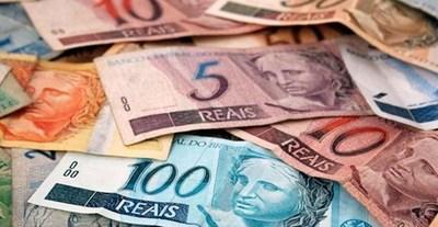 Exportación de reales de Paraguay a Brasil