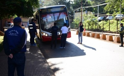 Multas para empresas de transporte público en pésimas condiciones