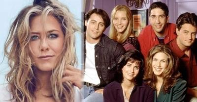 """HOY / Jennifer Aniston asegura que  estará presente si surge una  reunión de los """"Friends"""""""