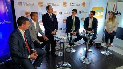 Presentaron las primeras acciones electrónicas en nuestro mercado (por G. 50.000 millones)