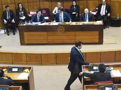 Una mayoría en el Senado deja sin banca al llanista Dionisio Amarilla