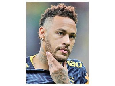 Neymar está fuera de la Copa
