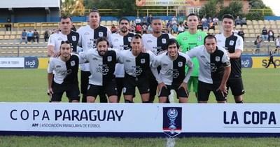 Tacuary y Juventud siguen en la Copa Paraguay