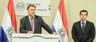 """Benigno López: """"No existe restricción oficial en contra de remesas de reales"""""""