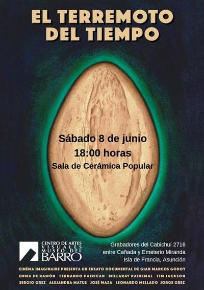"""""""El Terremoto del Tiempo"""", en el Museo del Barro"""