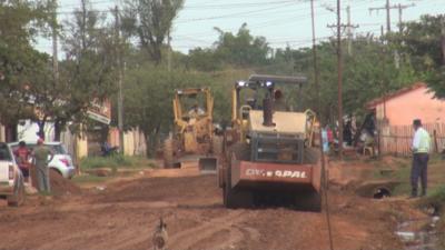 Gs. 95 mil guaraníes por arreglar calles y recoger basuras