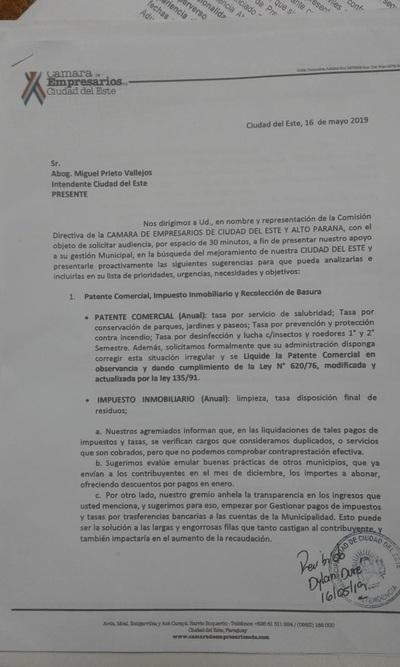 Empresarios exigen a Prieto analizar fuentes de corrupción