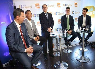Realizan la primera emisión de bonos electrónicos en el Paraguay