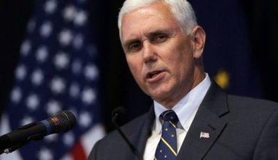 Vicepresidente Pence sostiene que México tiene que hacer más