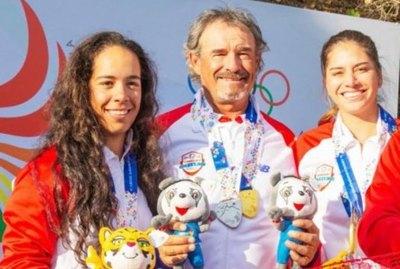 Franco, Zanotti, Granada y García irán al Panamericano