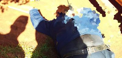Matan a jefe de Subcomisaría en Canindeyú