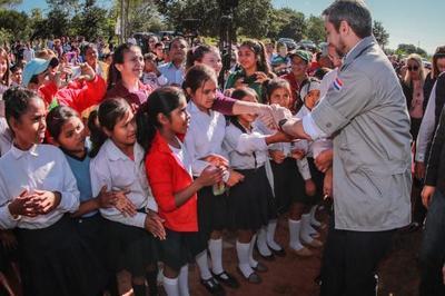 Inversión educativa en San Pedro beneficia a más de 1.700 niños de la zona