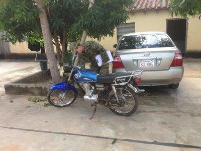 Recuperan biciclo robado y detienen a supuesto asaltante