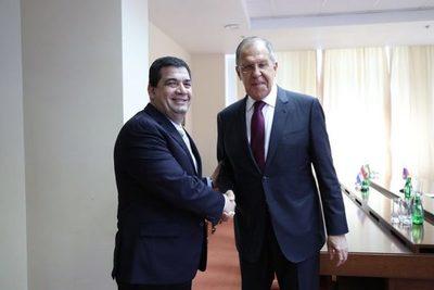 Vicepresidente Velázquez destaca vínculos económicos con Rusia