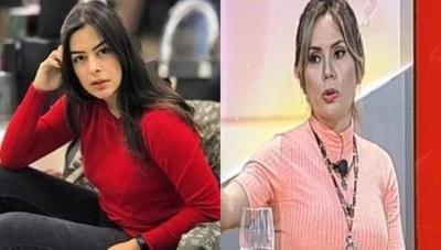 """Dahiana Contó Que Larissa Riquelme La Llamó Pero Que Colgó Porque Empezó A """"gritarle"""""""