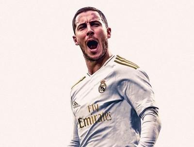 Eden Hazard es nuevo jugador del Real Madrid