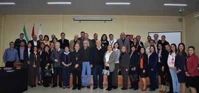 ASAMBLEA CONSTITUTIVA DEL CONSEJO DE DESARROLLO DEPARTAMENTAL DE ITAPÚA