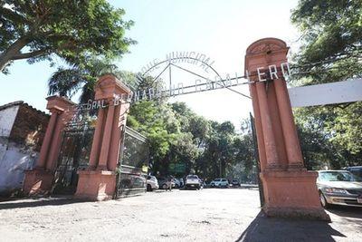 Programa de Revitalización del Parque Caballero sigue su curso