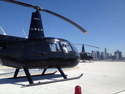 """El """"ubercóptero"""" empezará a sobrevolar Nueva York el 9 de julio"""