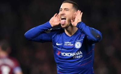 HOY / Cien millones de euros para traerlo a Eden Hazard