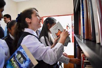 """Habilitan """"BiblioTic"""" en San Pedro del Paraná"""