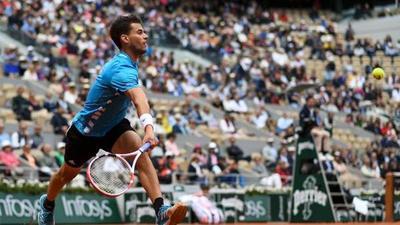 Thiem acaba con Djokovic y repetirá final contra Rafael Nadal en Roland Garros