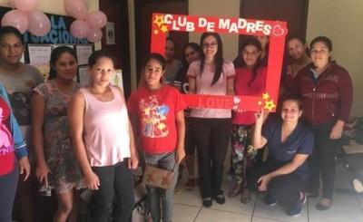 """""""Club de Madres"""" también en Hernandarias"""