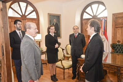 Ajustan detalles del encuentro que congregará a autoridades paraguayas y bolivianas