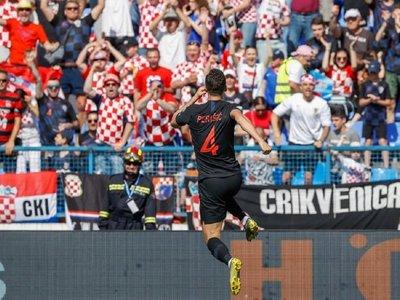 Croacia lidera el Grupo E tras sufrida victoria ante Gales