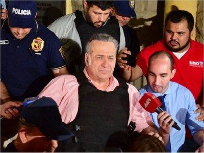 González Daher recusa a juez y traba audiencia por caso audios filtrados