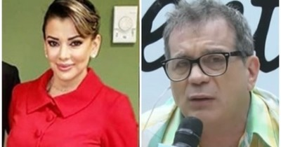 César Vinader No Quiere Que Marly Figueredo Sea Jurado Del Baila