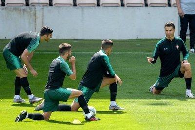 El desparpajo holandés contra Portugal