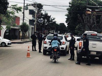 Arrestan a seis sujetos en Pedro Juan Caballero