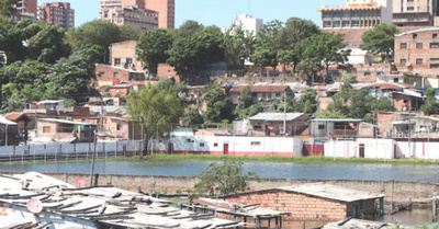 Un suspiro de esperanza: el río Paraguay va bajando