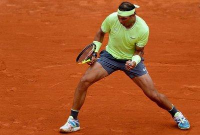 Nadal, el rey del Roland Garros