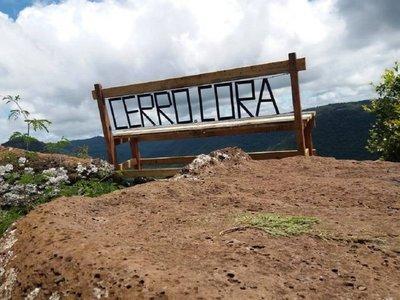 Guairá: Destruyen banco turístico del Cerro Corá