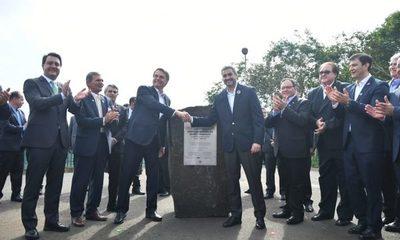 Alto Paraná recibe fuerte inversión de Itaipú en obras de  infraestructura y en sector social