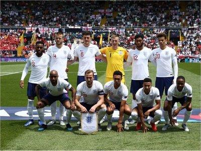 Los penales dan a Inglaterra el tercer puesto