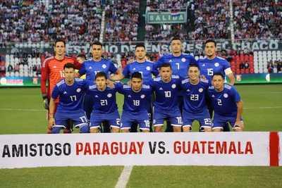 Paraguay se despide con un triunfo ante Guatemala