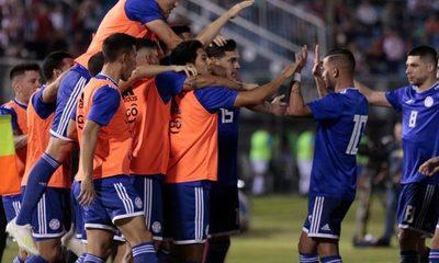 Tras larga sequía, Paraguay gana y cierra amistosos previos a la Copa América